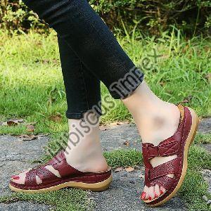 Ladies Basic Sandals