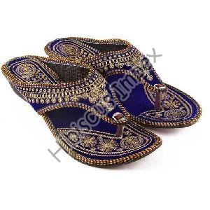 Ladies Embroidered Sandals