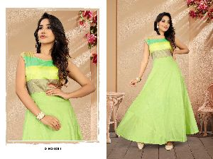D. No - 1081 Long Dress