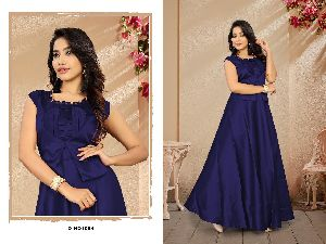 D. No - 1084 Long Dress