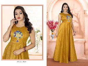 D. No - 1096 Long Dress