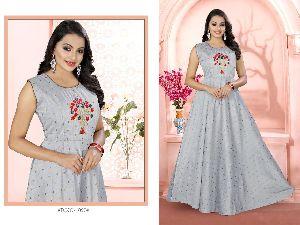 D. No - 1097 Long Dress