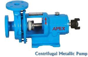 Centrifugal Metallic Pump