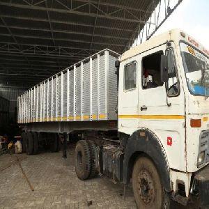 Aluminum Open Cargo Trailers