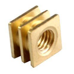 Brass Mixer Coupler Moulding Insert