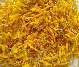 Dried Marigold Petals