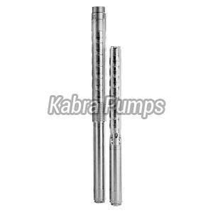 SS Fabricated Submersible Pump-