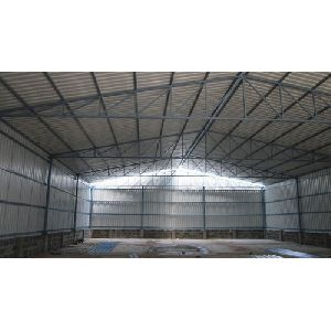 Auditorium Roofing Shed Contractor