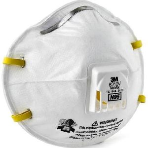 3M 8210V N95 Mask Particulate Respirator with Valve