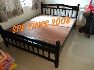 Teak Wood Cot Bed