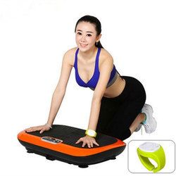 Plastic Vibration Exercise Machine