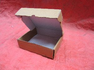 non printed corrugated boxes