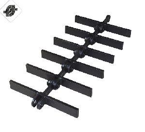 flight conveyor scraper chain