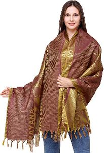 Ladies Silk Shawl