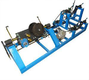Plastic Rope Making Machine