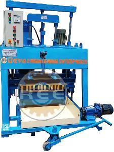 Egg Laying Concrete Block Making Machine