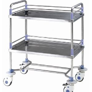 Aluminum Hospital Trolley