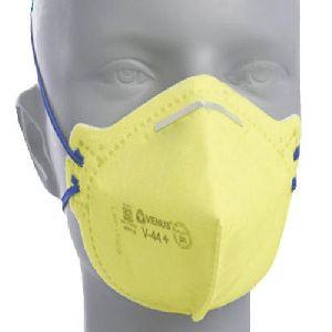 yellow nose mask