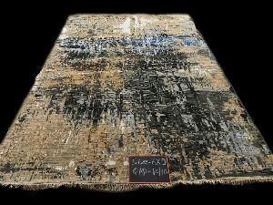 GE-115 Modern Design Hand Knotted Carpet