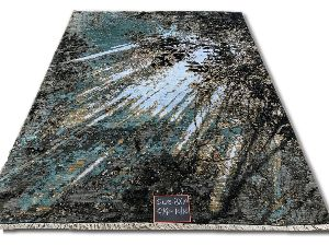 GE-117 Modern Design Hand Knotted Carpet