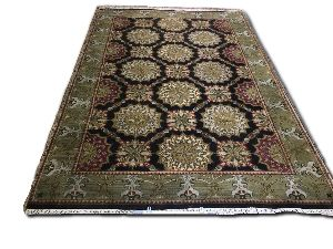 GE-510 Hand Knotted Persian Design Carpet
