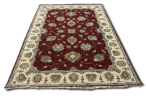 GE-514 Hand Knotted Persian Design Carpet