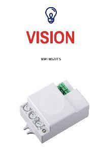 Microwave Motion Sensor For Saving Energy / Electricity