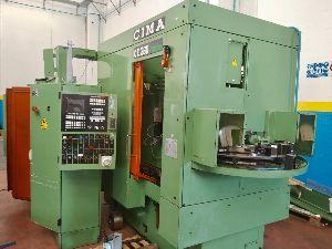 CNC GEAR HOBBING, CIMA - CE 260.  7 AXIS