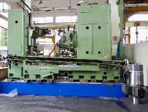 CNC GEAR HOBBING - WMW MODUL - ZFWZ 1250.    with SIEMENS 840