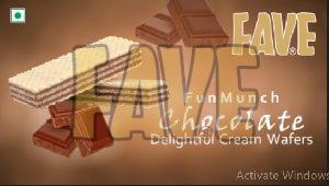 Chocolate Cream Wafer