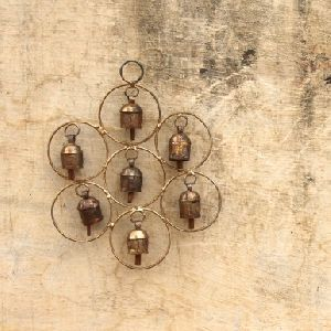 Handcrafted Circular Wind Chime