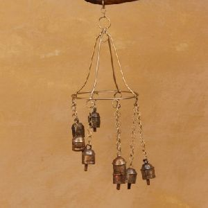 Handcrafted Umbrella Wind Chime