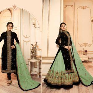 Punjabi Sharara Suit