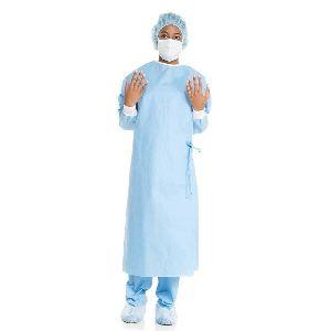 Surgical Gowns GT063-100 Spunbond Meltdown Spunbond(SMS) surgical gown