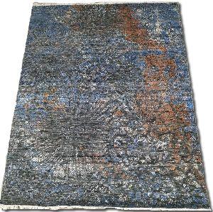 GE-131 Modern Design Hand Knotted Carpet