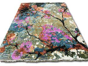 GE-208 Modern Design Hand Knotted Carpet
