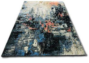 GE-212 Modern Design Hand Knotted Carpet