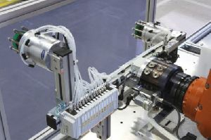 automated processing clamping gripping equipment