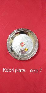 Stainless Steel Kopri Plate