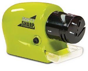 Cordless Motorized Knife Blade Sharpener Tool