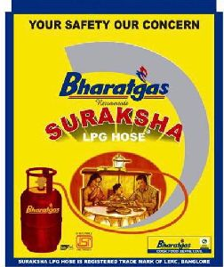 Original Suraksha LPG hoses