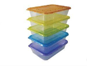Polypropylene Rectangular Food Container