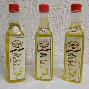 Satva Cold Pressed Castor Oil 100% Natural