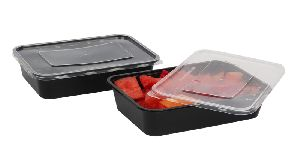 Rectangle Series PP Multipurpose Reusable Container