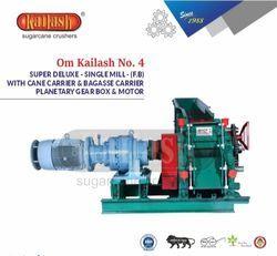 Semi Automatic Sugarcane Juice Extractor