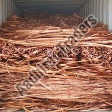 Copper Rod Scrap