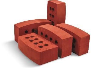 REB-76 Extruded Wirecut Curve Outer Brick