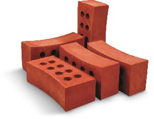REB-77 Extruded Wirecut Curve Inner Brick