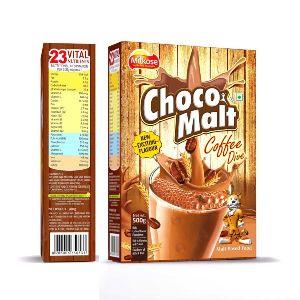 Choco Malt Coffee Dive