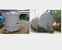 vertical cylindrical tanks